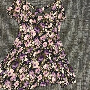 Urban Outtfitters Floral Dress